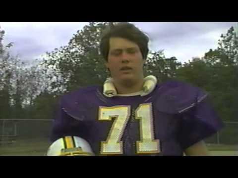 Alcorn Central High School Football 1984 Team Introductions