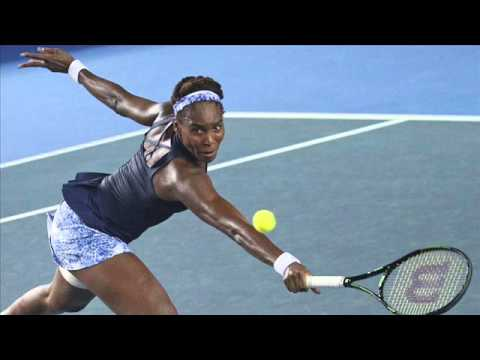 Venus Williams reaches semifinals at Hong Kong Open