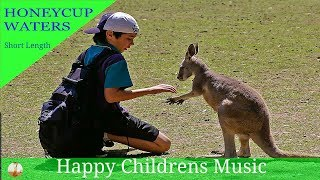 Happy Children's Music Instrumental Upbeat Cheerful Music