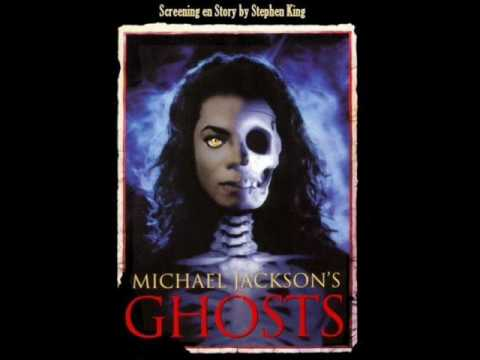 Michael Jackson Ghosts video