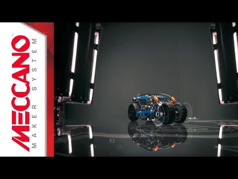 Meccano - 25 Model Motorized Set