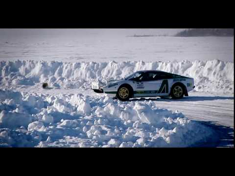 Ferrari And Porsche Drifting