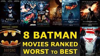 8 Batman Movies Ranked Worst to Best - Ranked #9