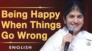 Being Happy When Things Go Wrong: BK Shivani at Melbourne