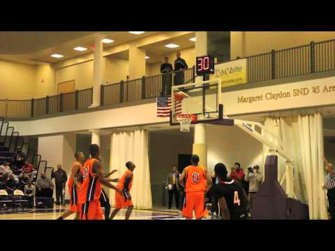 2012 DMV Elite Showcase Princeton Day Academy vs. Theodore Roosevelt (DC)
