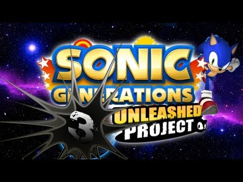 Sonic Generations Unleashed Project - #3 Rooftop Run