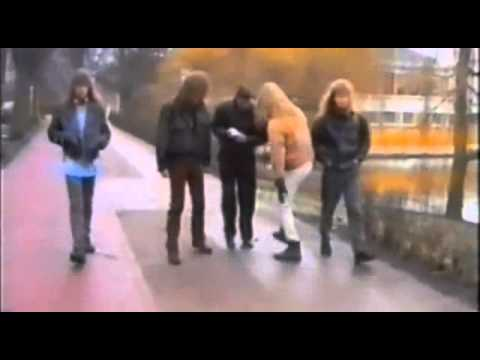 Helloween Funny Moments 1991