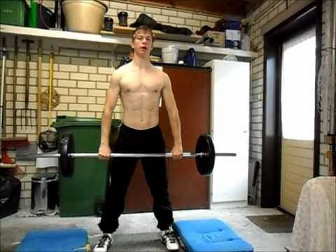 Olympic weightlifting: Clean & Press Image 1