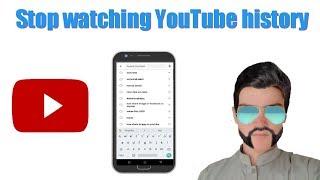 How stop watching of YouTube history.#technicalkabiz#technicalkabiz.