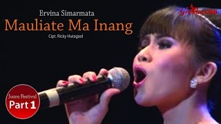 download lagu Ervina Simarmata - Mauliate Ma Inang gratis