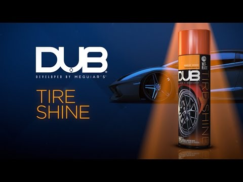 DUB Tire Shine