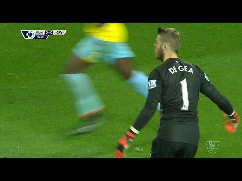 David De Gea Vs. Crystal Palace 14-15 [Home] [HD 720p]