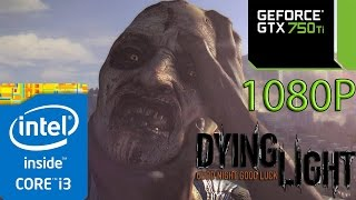 Dying Light - i3 4150 - 4GB RAM - GTX 750 ti - 1080p