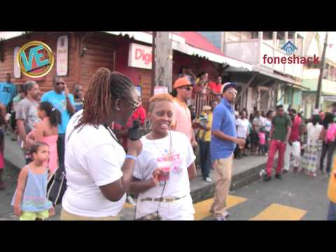 Dominica Carnival 2015, Entertainment Now, Opening Parade