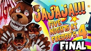 UN FRACASO TOTAL!!! / Five Nights at Freddy`s 4 / + NOTICIA / ZYBRON