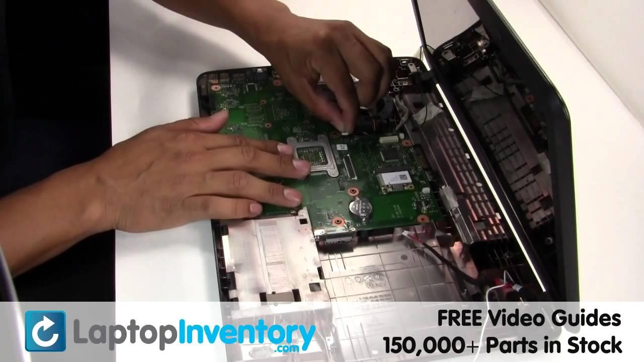 Toshiba Satellite C650 L675 Fan Repair Fix Replacement