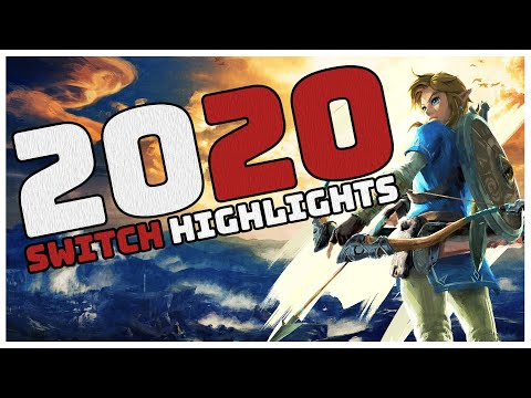 Switch-Releases 2020 | Neue Nintendo Switch Spiele-Highlights