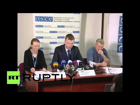 Ukraine: Ceasefire in Shirokino