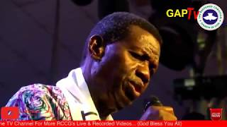 Pastor E.A Adeboye BIRTHDAY Night @ 76 HOURS RCCG MARATHON MESSIAH