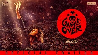 Game Over | Telugu Official Trailer | Taapsee Pannu | Ashwin Saravanan | Y Not Studios | June 14