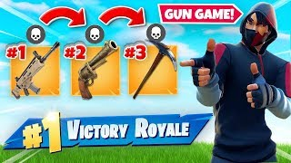 *NEW* GUN GAME Mode Is EPIC! (Official)
