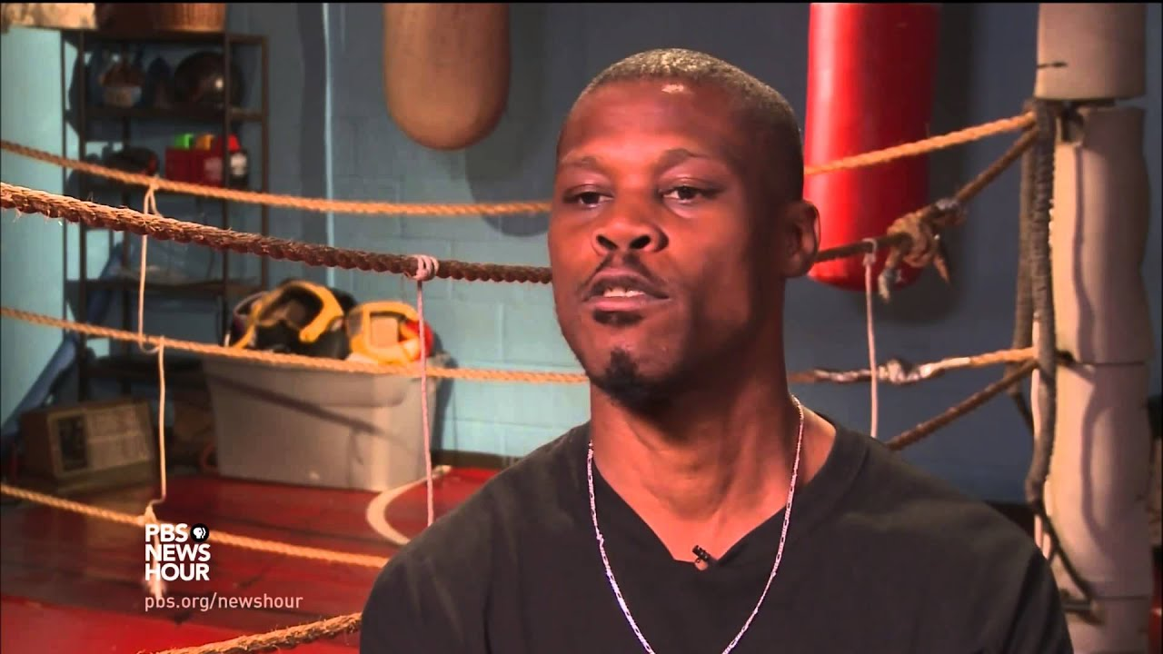 How a boxing gym helps this Baltimore church fight for kids