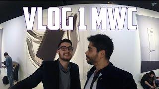 VLOG 1 MWC2015: Presentacin Samsung Galaxy S6