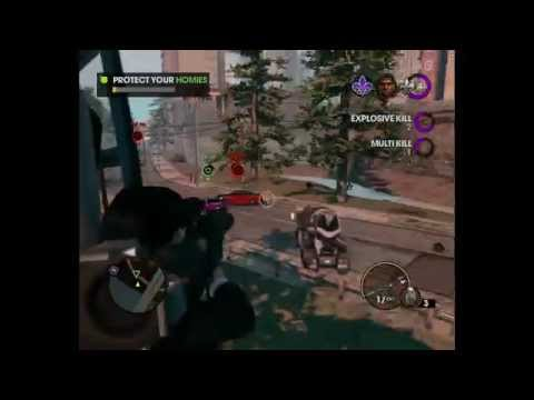 BNG:Saints Row The Third CO-OP #4