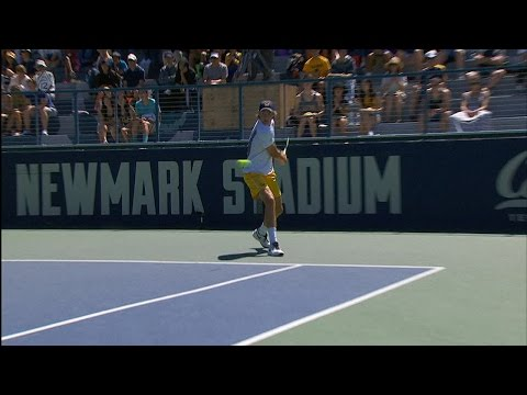 Recap: Cal men's tennis beats rival Stanford