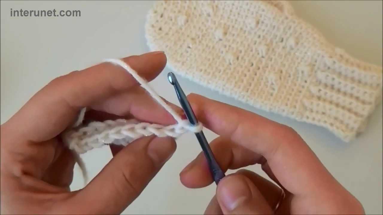 Урок вязания улановой