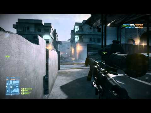 BF3 - Meu 1º Video Comentado on EVGA GTX 460 【HD】