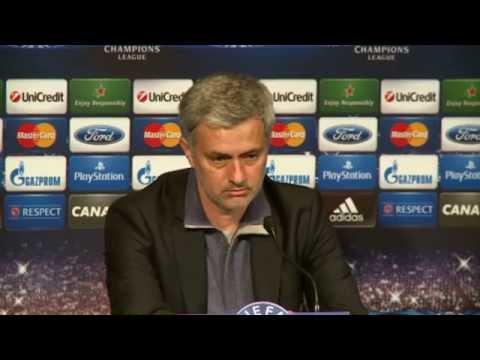 Jose Mourinho erklärt Schürrle-Experiment | Paris Saint-Germain - FC Chelsea 3:1