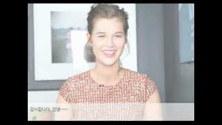 DEW L 2012SS MODEL INTERVIEW - Anais Pouliot