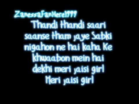 Desi Girl Lyrics.mp4 video