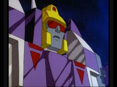 Transformers episode 70 - the five faces... 5 part 3