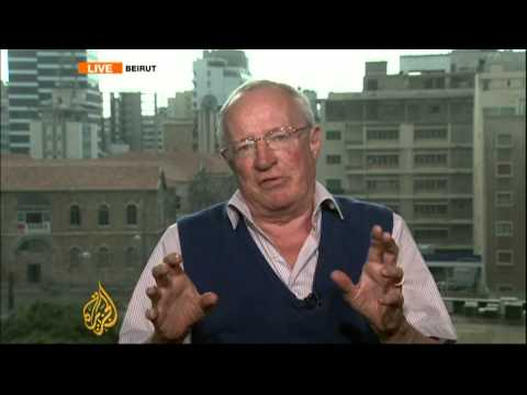 Robert Fisk talks to Al Jazeera about latests developments in Syria