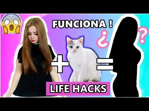 Parodia -LIFE HACKS y TRUCOS RAROS DE INTERNET