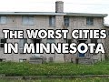 The 10 Worst Cities In Minnesota Explained