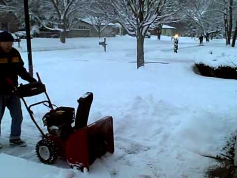 Craftsman 88957 snowblower