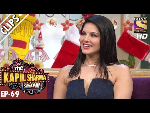 Sunny Leone learns The Karva Chauth Fast - The Kapil Sharma Show – 25th Dec 2016 thumbnail