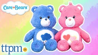 Care Bears Love-A-Lot, Harmony, Share, Bedtime, Cheer, and Grumpy Bears from Just Play