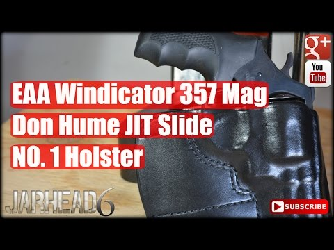 EAA Win 357 Mag: Don Hume JIT Slide NO. 1 Holster