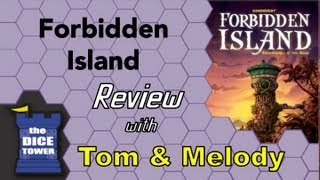 Forbidden Island - with Tom Vasel