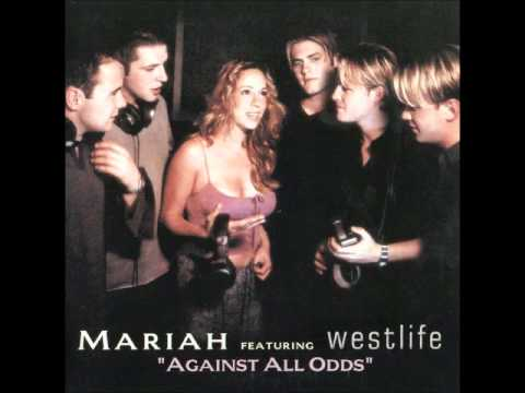 Against All Odds - Mariah Carey & Westlife (with lyrics)