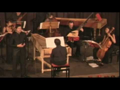 Final 2nd International Singing Competition for Baroque Opera PIETRO ANTONIO CESTI 2011 Part 2