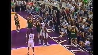 1996 Australian Boomers vs USA Dream Team III