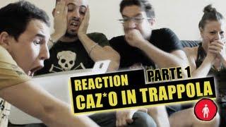 CAZ*O IN TRAPPOLA [Reaction/Pain Olympic 2] PARTE 1 - Fancazzisti ANOnimi ft. SouthLand