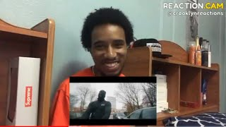 American Reacts To UK Drill | Burner - Mad Moves ~ LinkUpTV | Reaction @Crooklynreactions