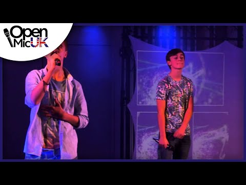 Unscripted - Open Mic UK
