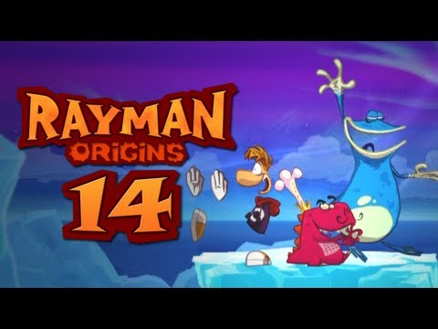 Rayman Origins CO-OP | 14 - 